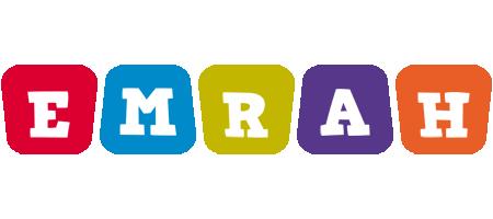 Emrah daycare logo