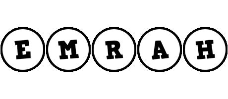 Emrah handy logo