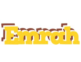 Emrah hotcup logo