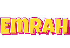 Emrah kaboom logo