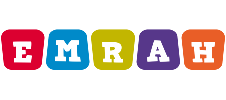 Emrah kiddo logo