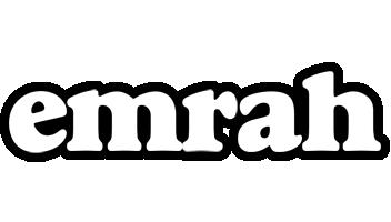 Emrah panda logo