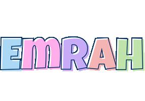 Emrah pastel logo