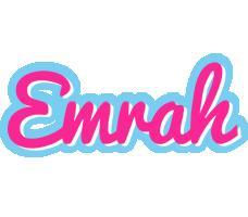 Emrah popstar logo
