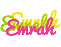 Emrah sweets logo
