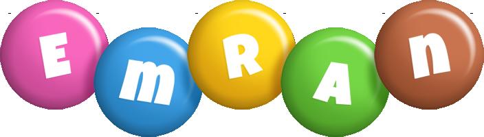 Emran candy logo