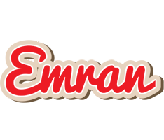 Emran chocolate logo
