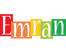 Emran colors logo