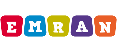 Emran daycare logo