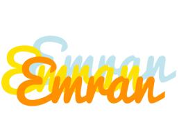 Emran energy logo