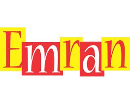 Emran errors logo