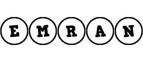 Emran handy logo
