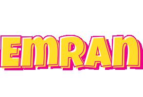 Emran kaboom logo