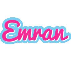 Emran popstar logo
