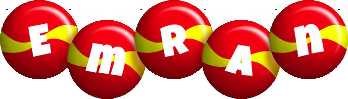 Emran spain logo