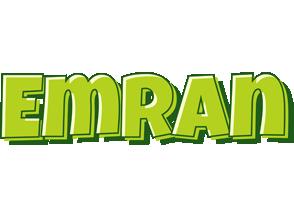 Emran summer logo