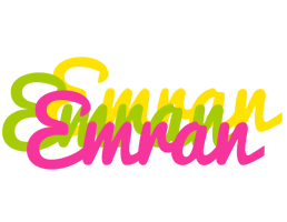 Emran sweets logo