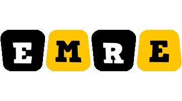 Emre boots logo