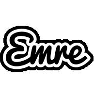 Emre chess logo