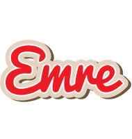Emre chocolate logo