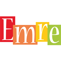Emre colors logo