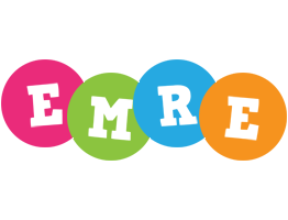 Emre friends logo