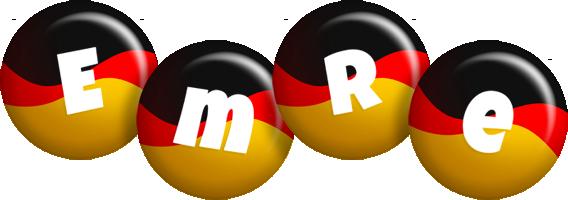Emre german logo