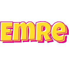 Emre kaboom logo