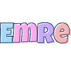 Emre pastel logo