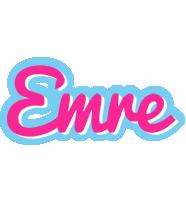 Emre popstar logo