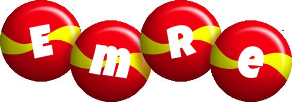 Emre spain logo
