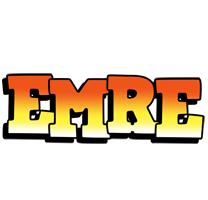 Emre sunset logo