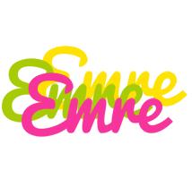 Emre sweets logo