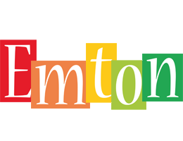 Emton colors logo