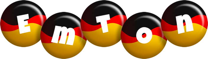 Emton german logo