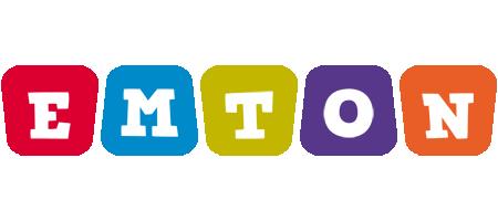 Emton kiddo logo