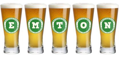 Emton lager logo