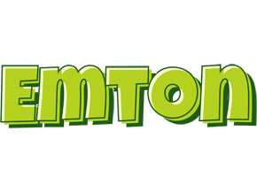 Emton summer logo