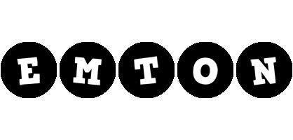 Emton tools logo