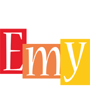 Emy colors logo