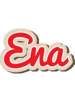 Ena chocolate logo