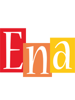 Ena colors logo
