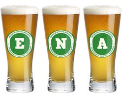 Ena lager logo