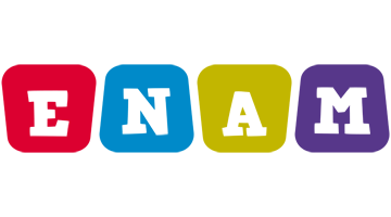 Enam daycare logo