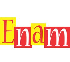 Enam errors logo