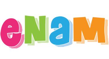 Enam friday logo