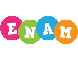 Enam friends logo