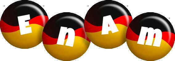 Enam german logo