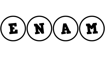 Enam handy logo
