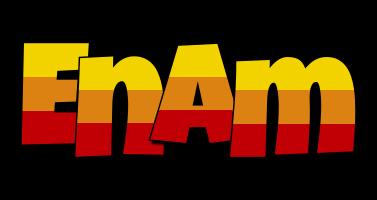 Enam jungle logo